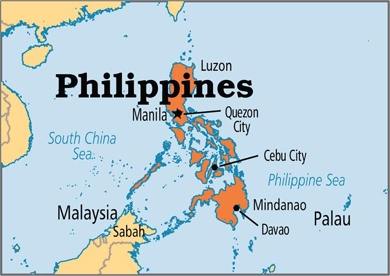 Ship hàng từ  philippines về Việt Nam