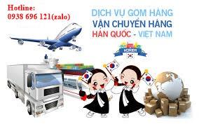 Vận chuyển Việt ↔️ Hàn 2 chiều bao thủ tục trọn gói