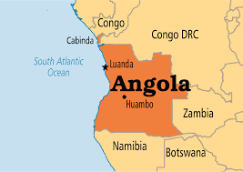 Chuyển hàng từ Angola về Việt Nam