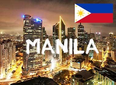 Vận chuyển hàng đi Philippines