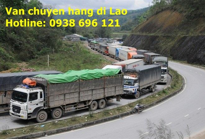 Vận chuyển hàng sang Lào giá rẻ