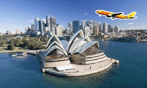 Chuyển phát nhanh đi Úc giá rẻ