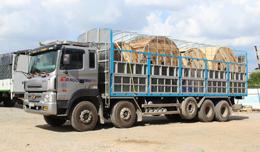 Chành xe chuyển hàng sang Thái Lan